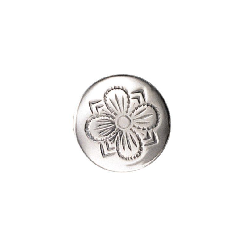 087100 - Knapp 19 mm, oksidert