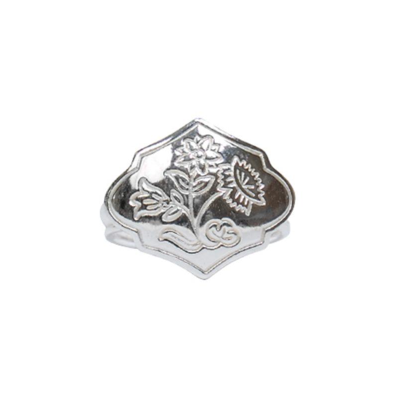 378400 - Nordland ring, kvit