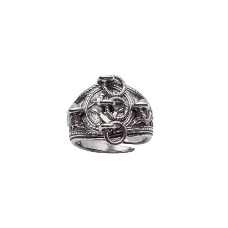 554032 - Ring, kjærlighetsring, stor