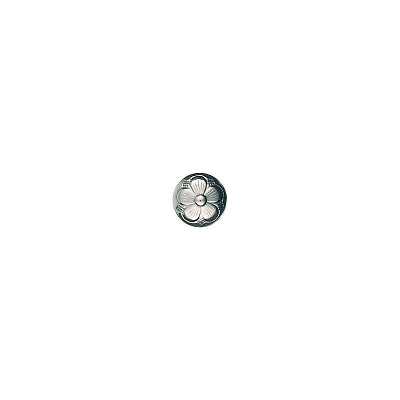 646100 - Knapp 15 mm, oksidert