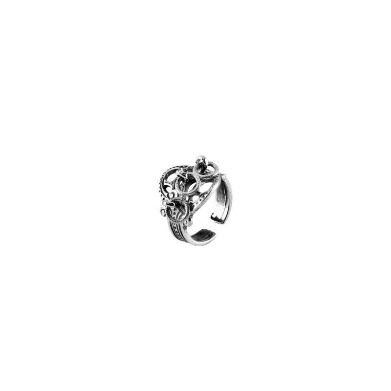 ESP 118 - Ring, oksidert